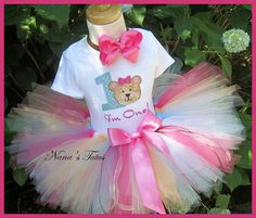 1st Birthday,Ready to Ship,Teddy Bear with Number, Party Outfit, Theme Party, Party,Photo Shoots, Teddy Bear Birthday on Etsy, $64.00