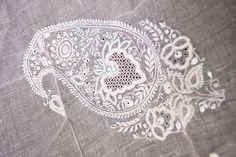 Chikankari Stitches, from Lucknow, India – India1001.com