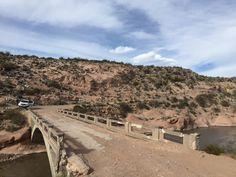 Río Diamante,límite entre dto San Rafael y san Carlos, Mendoza.Traza original de la histórica Ruta 40, paraje La Jaula.