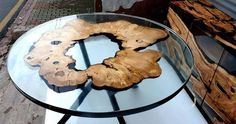 Root Table, Slab Table, Table Legs, Epoxy Resin Table, Live Edge Table, Wood Rounds, Table Dimensions, Clear Resin, Custom Furniture