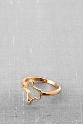 Texas Ring $12 Francesca's.com