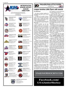 USA Junior Hockey Magazine April 2015 Page 22