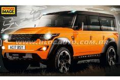 Land Rover Defender 2016