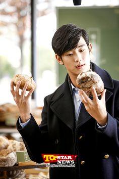 원빈(Won Bin)-김수현(Kim Soo Hyun), 같은 듯 다른 두 남자의 매력 광고 촬영 현장 [KSTAR]