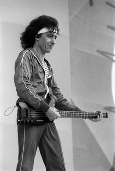 Today, 2-18 in 1980: Bill Wyman announces his intention to leave his  the Rolling Stones by 1983. The bassist is convinced to stay on, which he does until 1992.