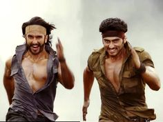 Arjun Kapoor, Ranveer Singh are Gunday