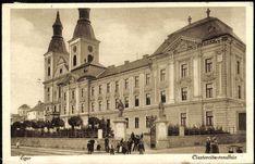 Eger. Cisztercita rendház   Képcsarnok   Hungaricana