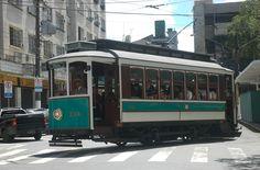 Linha Turística do Bonde , Santos