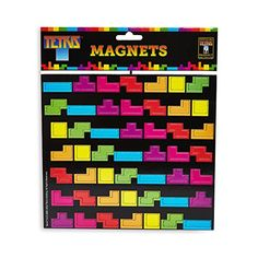 Tetris Imanes para nevera