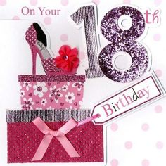 Happy Birthday Wishes for Granddaughter 18th Birthday Cards, Happy Birthday Wishes Cards, Birthday Wishes For Myself, Birthday Messages, Birthday Quotes, Happy 18th Birthday Daughter, Happy Birthday Black, Christian Birthday Greetings, Birthday Clipart