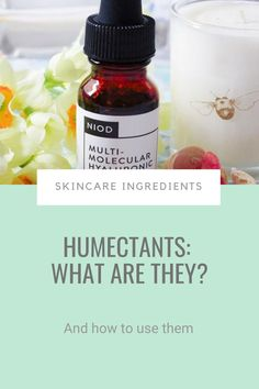 Humectants attract and bind water to the skin. When humectants draw water from the air, everyone's happy. Your skin is inundated by a wave of water that increases its moisture levels. More moisture = smoother, plumper, brighter skin. But there's a catch. Click pin to find out what... #humectants #skincaretips Acne Skin, Oily Skin, Hydrating Serum, Bright Skin, Hyaluronic Acid, Good Skin, Beauty Skin, Skin Care Tips, Moisturizer