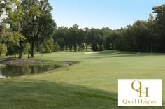 $24 for a Two-Round Pack with Cart, Two Buckets of Range Balls and Two Lunches at Quail Heights Country Club in Lake City, Florida.