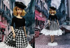 Robe   N°44   tenue pour Barbie Silkstone Fashion Royalty