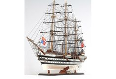 Wooden Historic Ship Models, Merchant Tall Ships, Warships and Legendary Boats Replicas - GoNautical