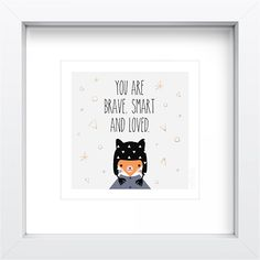 cuddle kind inspirational prints help feed children in need. 1 print = 5 meals