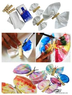 Preschool Bug Theme Preschool Crafts Spring Crafts For Kids Toddler Arts And Crafts Art For Kids Spring Activities Classroom Activities Toddler Activities Kindergarten Kids Crafts, Toddler Arts And Crafts, Spring Crafts For Kids, Preschool Crafts, Projects For Kids, Art For Kids, Diy And Crafts, Butterfly Party, Butterfly Crafts