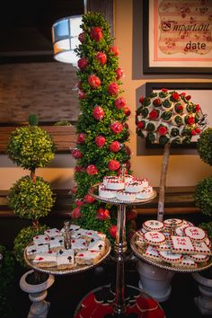 Alice in wonderland party decorations that will blow your mind