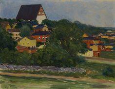 . Simberg, Hugo (1873-1917)