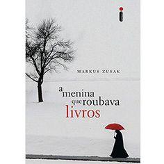 Livro - A Menina que Roubava Livros - Submarino.com
