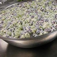 Green Grape Salad by Allrecipes