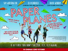 Watch a new clip from Paper Planes