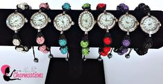 Charmsations Shambala Watches 11 different colors to choose from. Only $15.00!