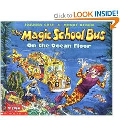 The Magic School Bus: On the Ocean Floor (C1, W18)