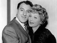 Danny Thomas and Lucy
