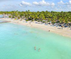 El paraíso te espera ¿Quieres ver más? ----->   #Bayahibe #BeachDay