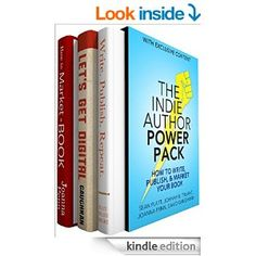 The Indie Author Power Pack: How To Write, Publish, & Market Your Book - Kindle edition by David Gaughran, Joanna Penn, Sean Platt, Johnny B. Truant. Reference Kindle eBooks @ Amazon.com.   This book is proudly promoted by EliteBookService.com