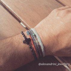 Men's world #bracelets