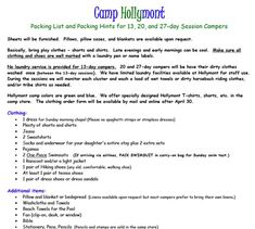 Nols  National Outdoor Leadership School Sample Packing List