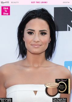 Copy Demi Lovato's Bronzed Glow For $30