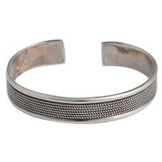 Amazon.com: Womens Jewelry Cuff Bracelet Sterling Silver Wrist Jewelry Dia 2.25 Inches: ShalinCraft: Jewelry