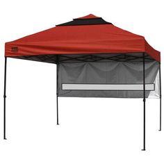 Quik Shade Summit 10u0027 x 10u0027 Instant Canopy  sc 1 st  Pinterest & Timber Creek 10u0027 x 7u0027 Instant Canopy Shelter | Academy wish list ...