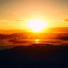 Best spot for sunset in lombok