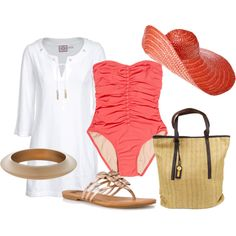 """""""Playa"""" by outfits-de-moda on Polyvore"""