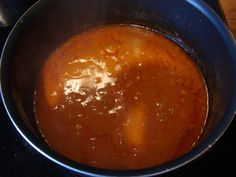 restaurant medium curry base