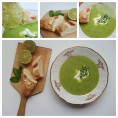 Peas soup for lovely days!