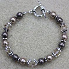 Elegant Swarovski Bracelet Tutorial