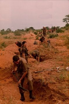 Echo Comp. Infantry School 1983