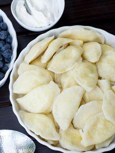 Vareniki Recipe (Ukrainian Pirogi)