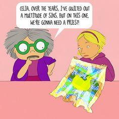 Quilt it Out | Mrs. Bobbins