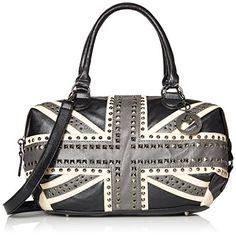 MG Collection Union Jack Studded Bowler Tote Bag, Black, ... https://www.amazon.com/dp/B0136BB5N0/ref=cm_sw_r_pi_dp_x_U3WeybTRX7Q0X