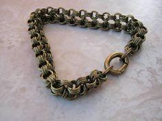 Large Men's Bracelet Men's Large Chain Bracelet Large by Arret