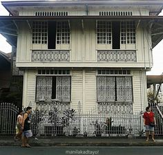 Ancestral house Filipino Architecture, Philippine Architecture, Filipino House, Bali, Philippine Houses, Bahay Kubo, Philippines Culture, Filipino Culture, Wooden Ship
