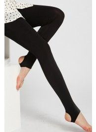 OASAP Anchored Leggings with Inner Napping