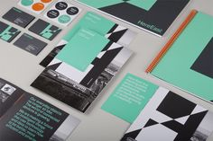Here East branding by dn&co.