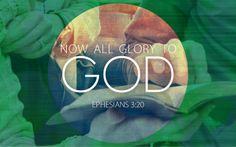 Ephesians 3:20 www.proclaimers.com