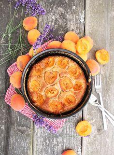 Saftiger Aprikosenkuchen – Frau Zuckerstein.